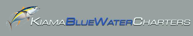 Kiama Blue Water Fishing Charters Logo
